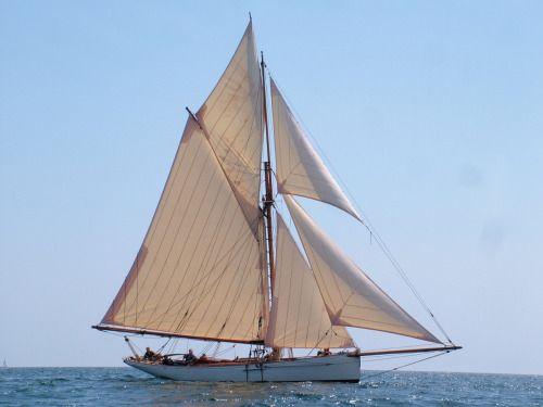 1000 images about on pinterest model for 68 garden design gaff rigged schooner