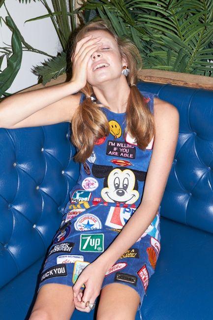 Oyster Fashion: 'Like a Rhinestone' Shot by Jason Henley | Fashion Magazine | News. Fashion. Beauty. Music. | oystermag.com