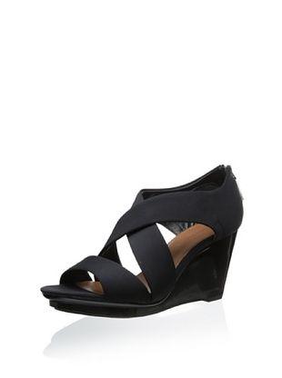 57% OFF Donald J Pliner Women's Aurora Sandal (Black)