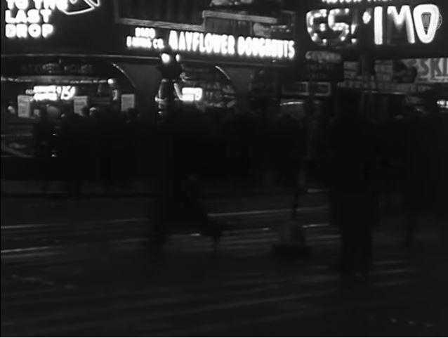 New York - History - Geschichte: Der verlorene Sohn (1934)