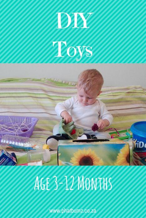 DIY Toys 3-12 Months » PhatBumz