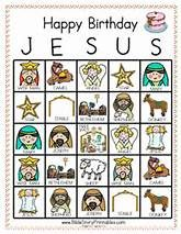 Free Nativity Christmas Bingo Printable for Kids - Bing images