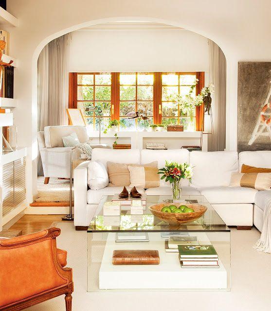 Jurnal de design interior: Înainte și după - o frumoasă transformare a unei case din Spania