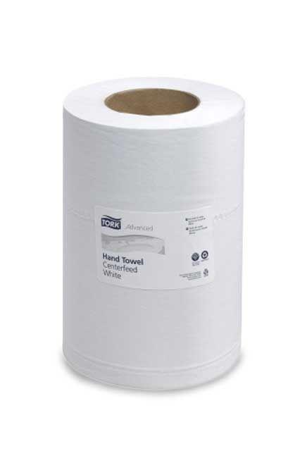 Tork Advanced, 266' Hand Towel: 12 rolls of 266', Hand Towel