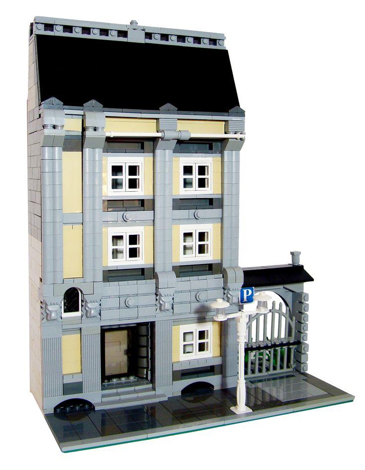 Les 25 meilleures id es de la cat gorie modulaire lego sur for Architecture modulaire