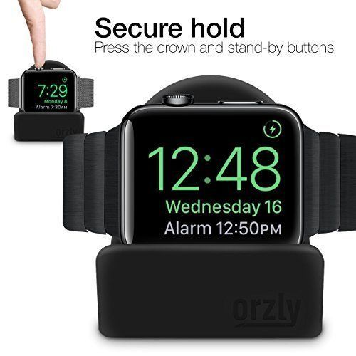 Docking Charger For Apple Watch Stand Nightstand Mode Apple Watch Band New #AppleWatchDockingChargerStylishStand