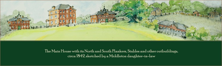This is the original Middleton Place Plantation. It is the inspiration for Summerfields Plantation in the novel