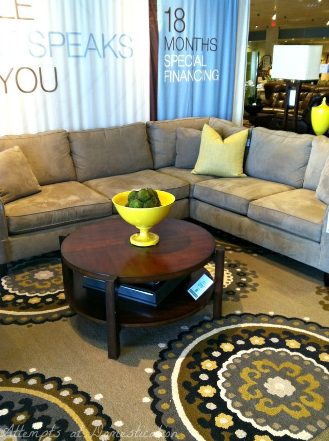 Amalfi Sectional From Haverty's