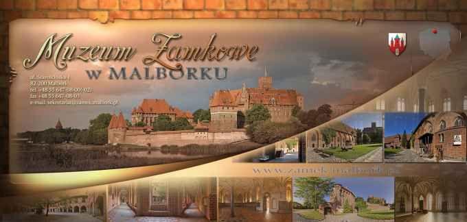 Wirtualne wycieczki po zamku w Malborku