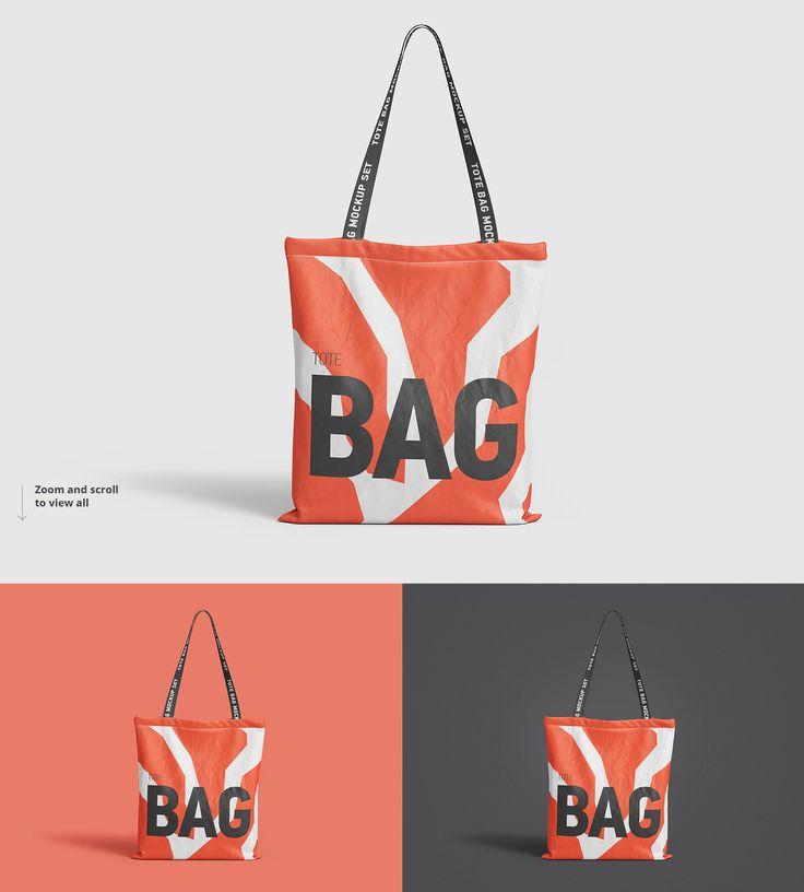 Download Tote Bag Mockup Bag Mockup Printed Tote Bags Bags