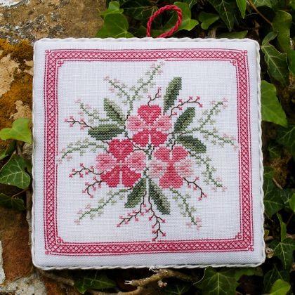 Primula From Renato Parolin - Cross Stitch Charts - Cross Stitch Charts - Casa Cenina