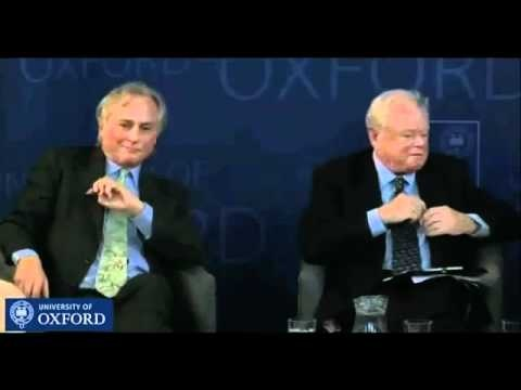Science vs God: Richard Dawkins & Rowan Williams Archbishop of Canterbury discuss human nature & ultimate