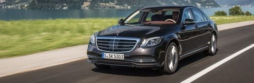 Galerie: Test Mercedes Classe S Facelift