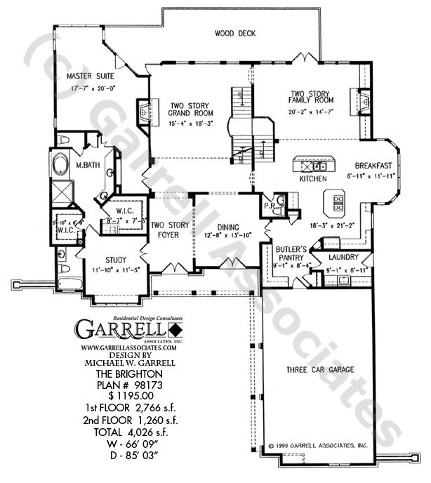 The 25 best brighton houses ideas on pinterest brighton brighton house plan 98173 1st floor plan normandy style house plans courtyard malvernweather Image collections