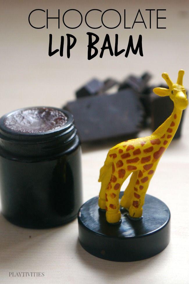 Delicious Homemade Lip Balm Recipe