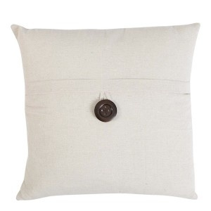COJIN CRUDO  CUSHION   #cojín #cushion