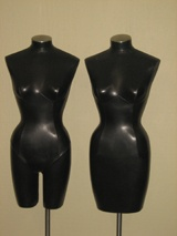 Leather mannequin dress forms: Leather Mannequin, Mannequin Dresses, Dresses Mannequins, Mannequin Torso Art