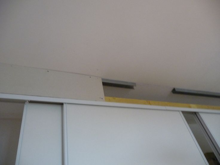 1000 id es sur le th me plafonds bas sur pinterest sous for Poser des portes coulissantes