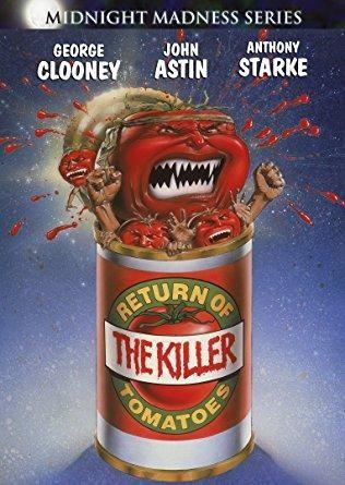 Anthony Stark & Karen M. Waldron - Return of the Killer Tomatoes