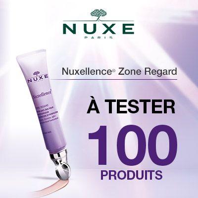 Inscrivez-vous et vous ferez peut-être partie des 100 personnes sélectionnées pour recevoir et tester ce produit. En savoir plus sur http://www.beaute-test.com/service/test_produit_nuxe_nuxellence_zone_regard2.php#Pd5db9qku54b6A7e.99