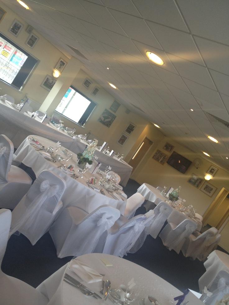 White wedding in Warrington