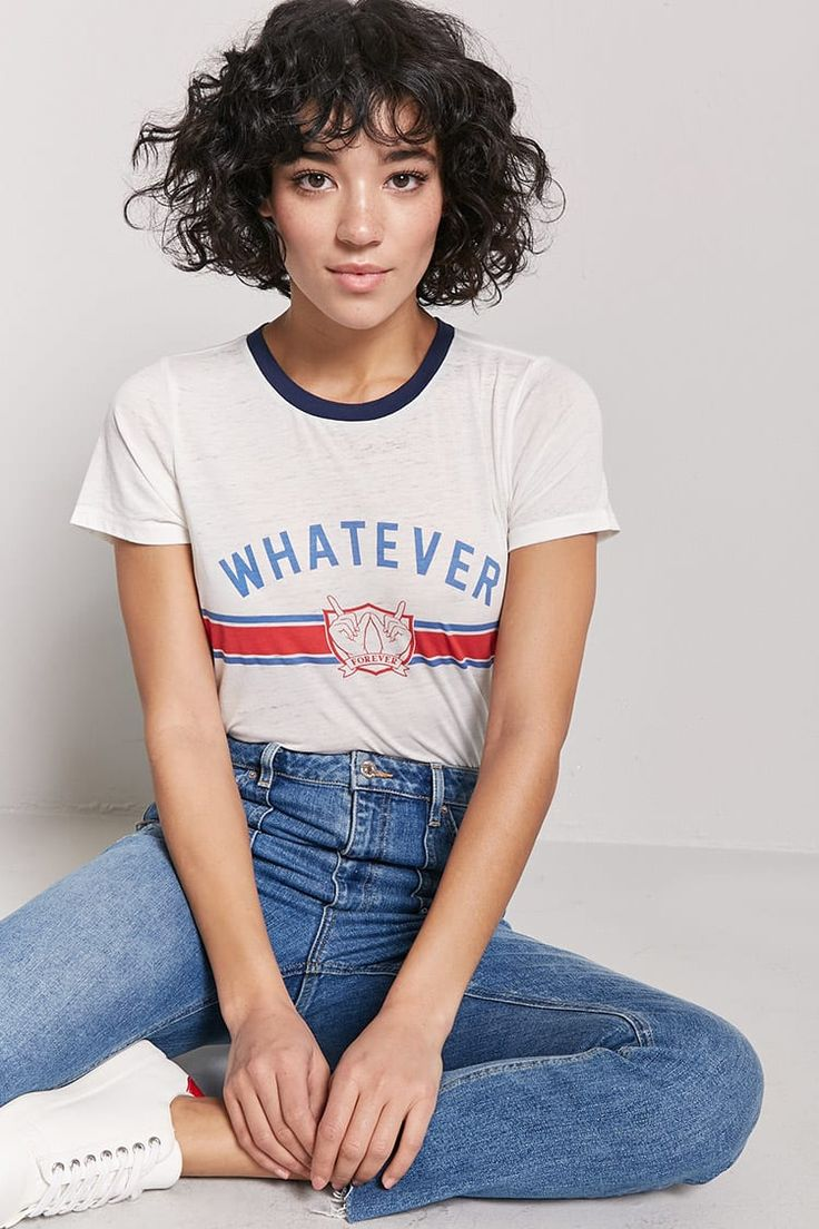 Whatever Forever Graphic Tee