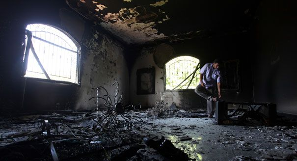 Benghazi attack timeline shows military response to Libya