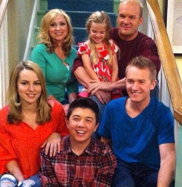 Good Luck Charlie / Mia Talerico / Leigh Allyn Baker / Jason Dolley / Bridgit Mendler / Bradley Steven Perry / Eric Kramer