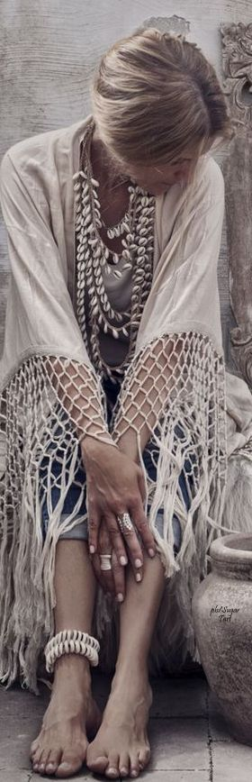Boho bohemian style. For more follow www.pinterest.com/ninayay and stay positively #inspired