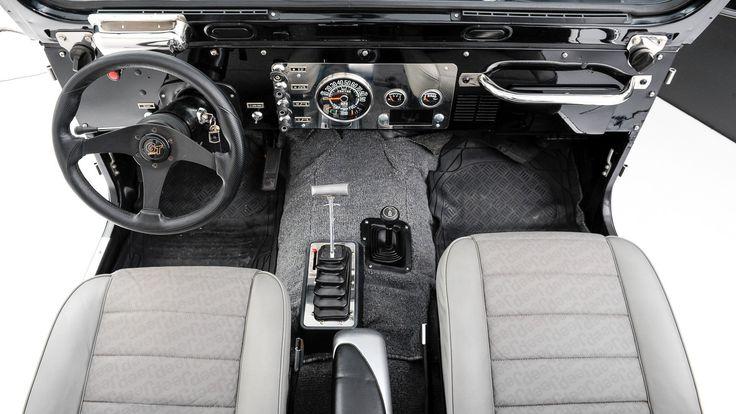 1981 JEEP CJ-7 Renegade