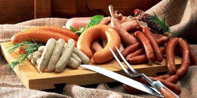 Dunia Pengetahuan: Hati-hati 8 jenis makanan yang bisa memicu timbulnya kanker!