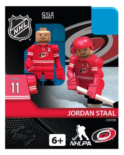 Jordan Staal Carolina Hurricanes NHL Hockey OYO Mini Figure Lego Like Limited G1 | eBay US $12.91
