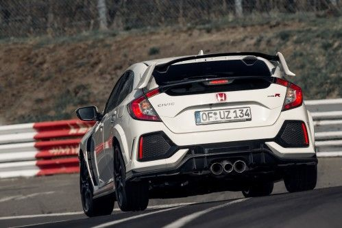 Honda prices all-new Civic Type R in UK