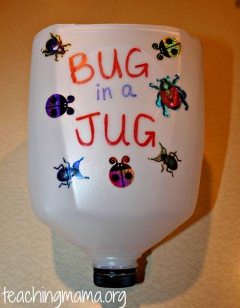 Bug in a Jug
