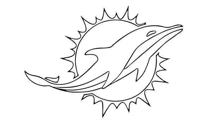 Dolphin Coloring Pages For Kids In 2020 Dolphin Coloring Pages