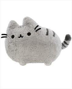 Pusheen plush. I NEED THIS.