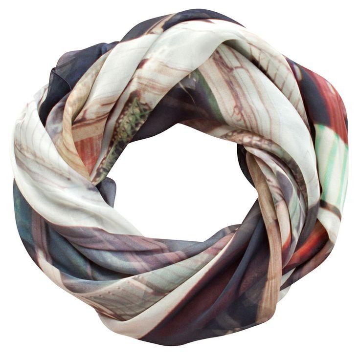 Modal Scarf - Barbara ODonovan Designs by VIDA VIDA heY6fv