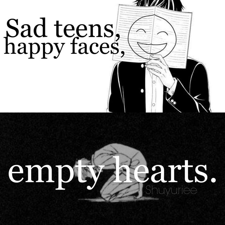 Sad Anime Quotes Epic Manga Saving Sadness Depression Quote Art Meaningful