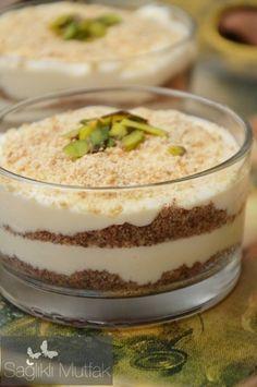 Muzlu Magnolia Puding – Sağlıklı Mutfak