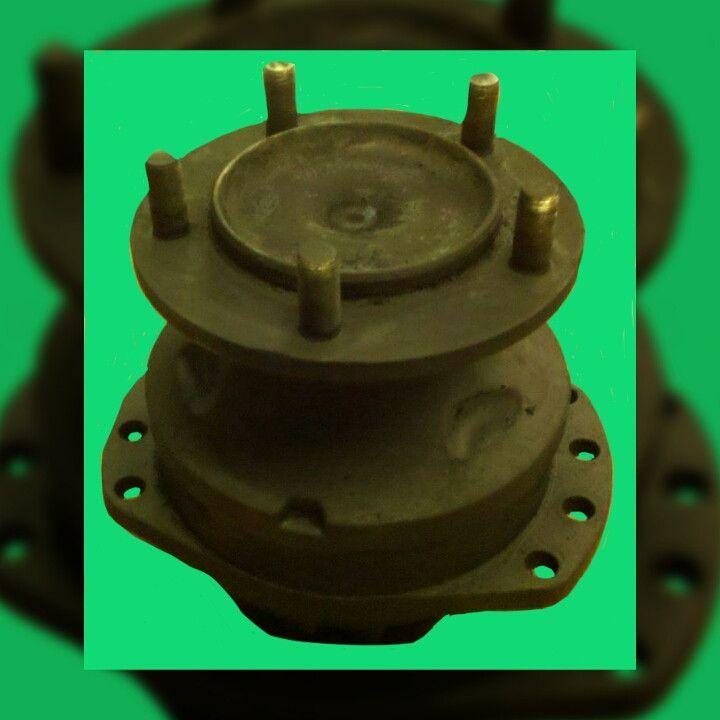 Case Excavator 9050B Motor #162100A1 Repair
