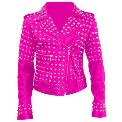 http://www.attitudeholland.nl/haar/kleding/jassen/leren-jassen/studded-leather-jacket-hot-pink/