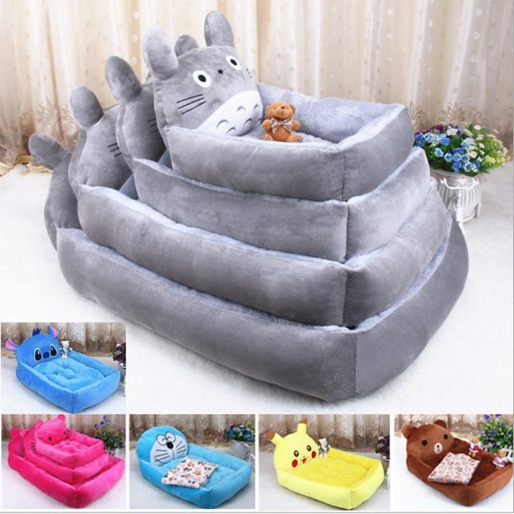 Pet Products cute cartoon pikachu stitch Totoro Warm Soft waterproof Dog House Pet Sleeping Bag  Dog Kennel Cat Bed Cat House //Price: $26.95 & FREE Shipping //     #hashtag4