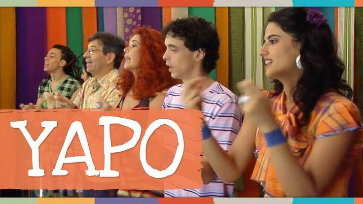 Yapo (Música: Yapo) - Palavra Cantada - Tipo jogo de palmas, mto bom