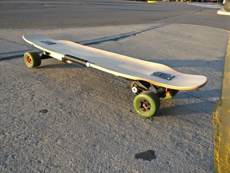 The 25 best diy electric skateboard ideas on pinterest electric most simple diy electric skateboard with optional 3d printed parts solutioingenieria Choice Image