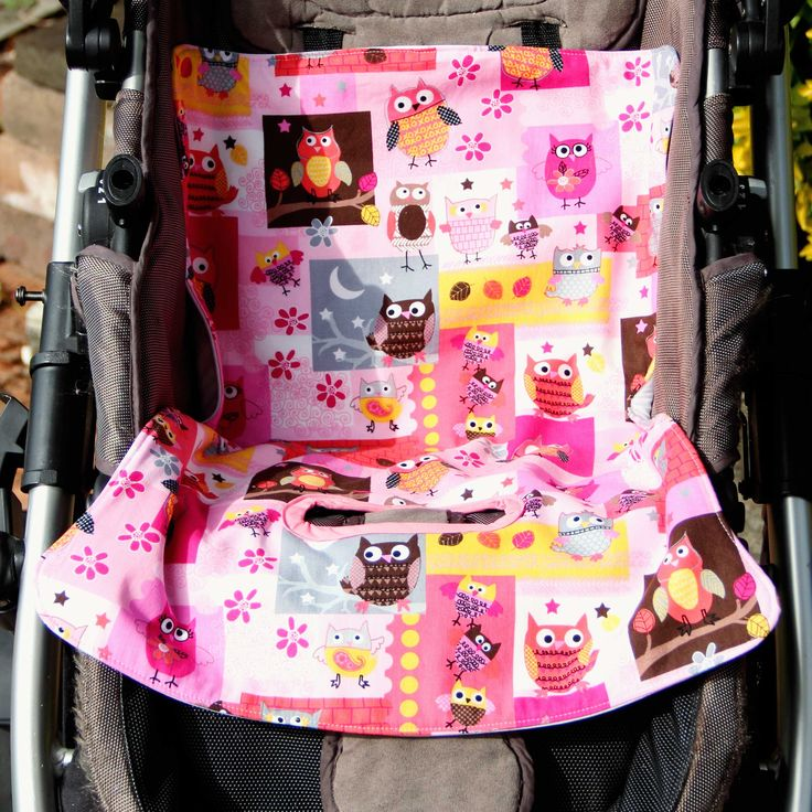 What a Hoot! PINK Toilet Training Liner
