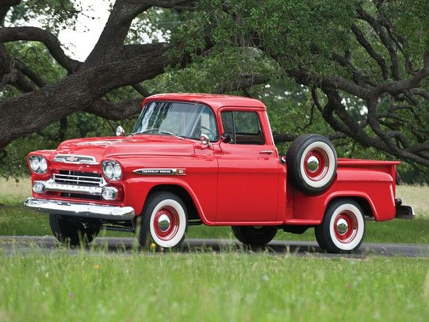 1959 Chevrolet 3100 Apache Pickup Truck