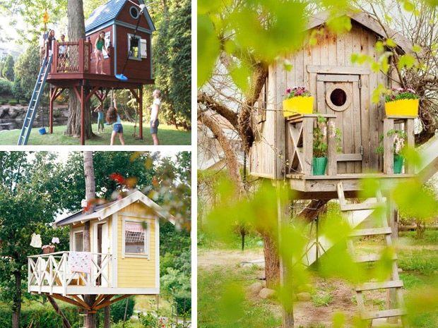 Come costruire una casetta sull'albero con il fai da te