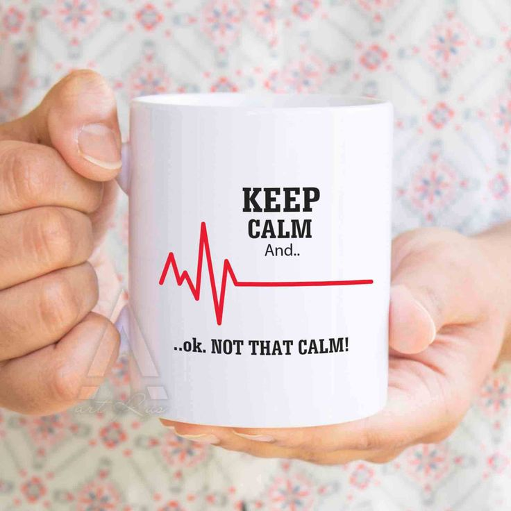 This funny coffee mug would be perfect for the medical geniuses out there. If you know someone graduating from a nursing school, this mug is sure to bring a smile on their face. by artRuss on Etsy