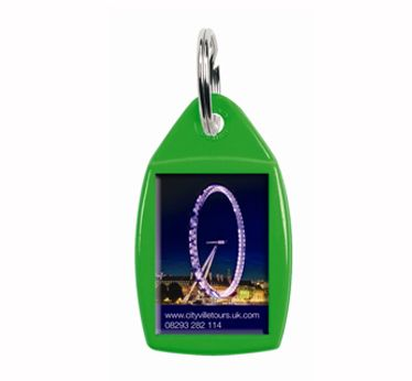 Clearance key tags & key rings