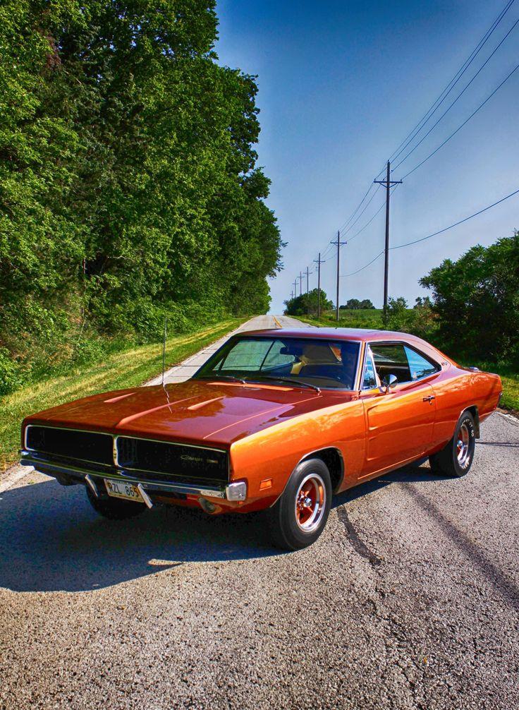 1969 Dodge Charger Rt: 11 Best Orange Car Color Options Images On Pinterest